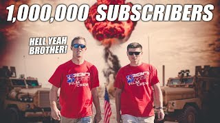 Live Feed QUEST For 1 MILLION SUBSCRIBERS!!! + Watching Our Old Videos!