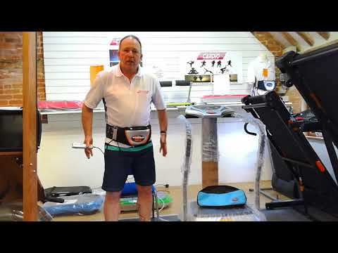 video Vibroshape Slimming vibro belt