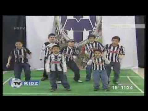 TVKIDZ Video Musical Pico Cebolla-Rayados