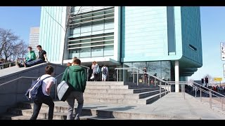 Watch: Postgraduate facilities at the University of Sheffield