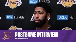 Lakers Postgame: Anthony Davis (5/6/21)