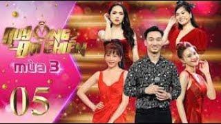Quý Ông  Đại Chiến | Mùa 3 - #5: Hương Giang, Lâm Vỹ Dạ, Lan Ngọc, Hari Won
