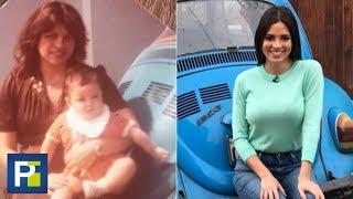 Pamela Silva Conde confiesa por qué dejó Perú y revela los momentos más emotivos de su niñez
