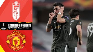 Granada vs. Manchester United: Extended Highlights | UCL on CBS Sports