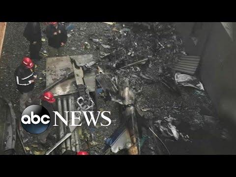 NYC chopper crash, John Dean testifies, boy on unicorn raft rescued at sea