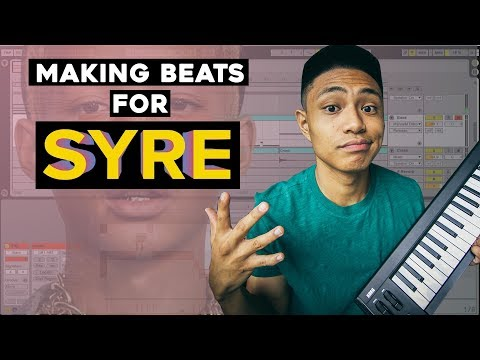 Making Beats For: Jaden Smith's SYRE
