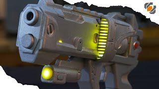 Easy LED Lights for Cosplay - BORDERLANDS 2 - Unkempt Harold Build - Part 2