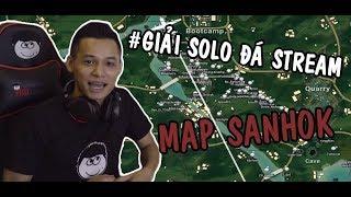 [Bình Luận] Combat Liên Tục Trong Map SanHok Giải Solo Đá Stream Mixigaming - Trận 2