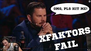 SLIKTĀKAIS PRIEKŠNESUMS X-FAKTORĀ