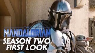 The Mandalorian Season 2 First Look Breakdown