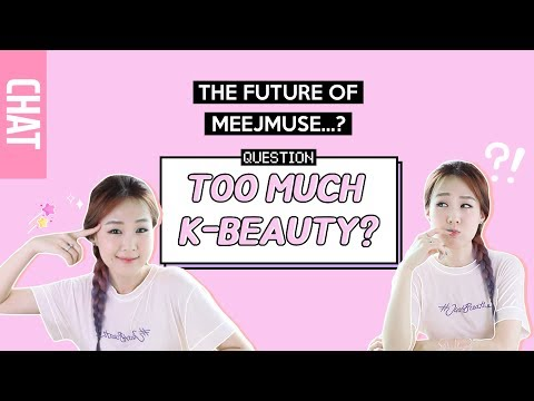 HONEST CHAT: Feeling K-Beauty Overloaded Lately | What About You?