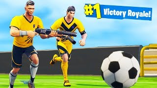 *WORLD CUP* CHALLENGE in Fortnite Battle Royale