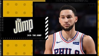Ben Simmons should play for another team sooner rather than later - Tim MacMahon   The Jump