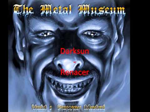 Metal Museum Vol 1. Darksun - Renacer POWER METAL