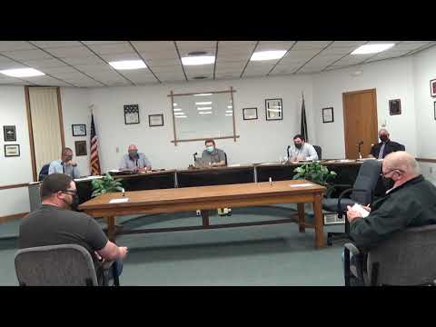 Rouses Point Village Board Meeting  4-19-21