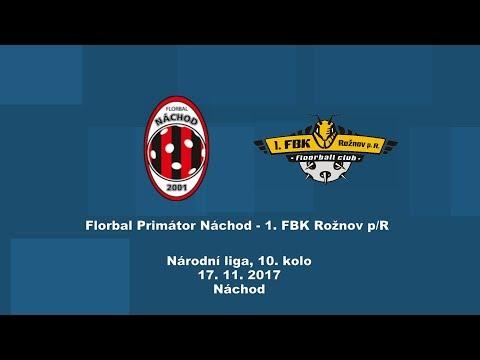 Národní liga, Náchod - Rožnov pod Radhoštěm