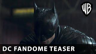 The Batman - DC FanDome Teaser - Warner Bros. UK