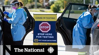 Ontario at threshold of more COVID-19 lockdowns