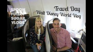 Travel Day Vlog to Walt Disney World Orlando Florida | August 2017