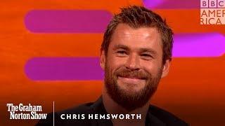 Chris Hemsworth Has Heard All Your