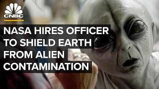"""NASA's Hiring A """"Planetary Protection Officer"""" To Shield Earth From Alien Contamination 