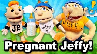SML Movie: Pregnant Jeffy!