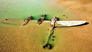 10 STRANGE Abandoned Airplanes
