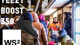 Premiera Adidas Yeezy Boost 350 Pirate Black by Kanye West |Warsaw Sneaker Store Szpitalna 4 (1/2)