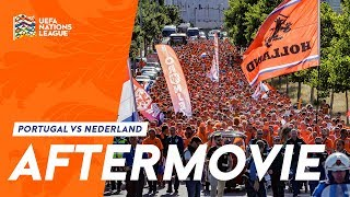 Aftermovie Portugal - Nederland (9/6/2019) Finale Nations League