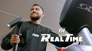 Loma and Lopez's Final Preparations Before Saturday's Fight   Real Time EP. 4