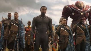 Avengers: Infinity War (2018) -