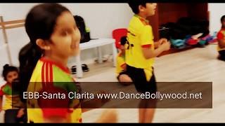 Can't Stop the Feeling (Trolls)   EB Bollywood Dance Classes   Woodland Hills   Santa Clarita