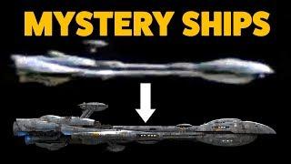 Three Rebel Ships That Star Wars Forgot