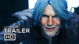 DEVIL MAY CRY 5 Official Trailer (2019) E3 2018 Game HD