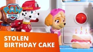 PAW Patrol | Birthday Cake Rescue! | Toy Episode