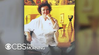 Boston chef Lydia Shire on cooking for Julia Child