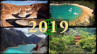 2019 Rewind: Amazing Places on Our Planet in 4K Ultra HD (2019 in Review)   #YouTubeRewind