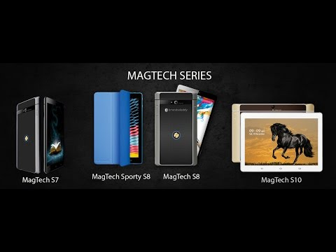 Brandsdaddy Introducing World's First Magnetic Phablet. 2015