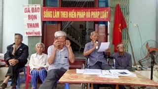 Nóng: 30/11/2017 - Dân Đồng Tâm Mỹ Đức gửi thông điệp khẩn tới Tổng Bí Thư Nguyễn Phú Trọng-TW Đảng