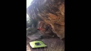 Cueva de las puelles!! 6c