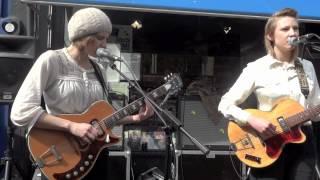 Smoke Fairies - The Wireless - Live Rough Trade West London 2012