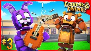 Bonnie BROKE His Guitar!? 🎵 - Fazbear & Friends Episode #3 [VERSION B]