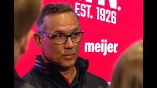 Steve Yzerman | Detroit Red Wings Pre-Draft