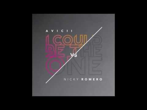 Avicii vs Nicky Romero - I Could Be The One (Radio Edit)