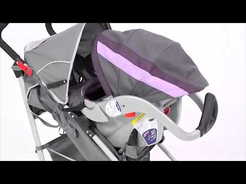 Baby Trend EuroRide Stroller