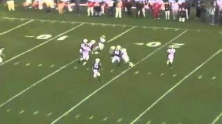 2009 Iron Bowl Alabama vs. Auburn The Championship Drive