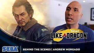 Andrew Morgado Behind The Scenes preview image