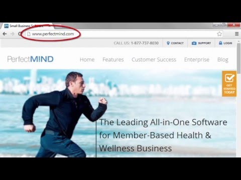 PerfectMind 4 Explore Your New Database
