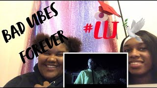Robb Bank$ - Bad Vibes Forever (Official Video) **REACTION**