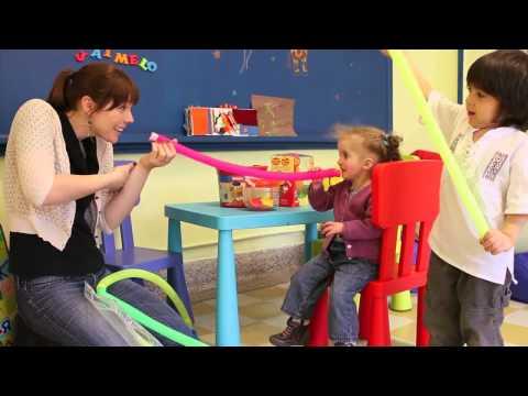 J'me fais une place en garderie (enfants handicapés -- Montréal)